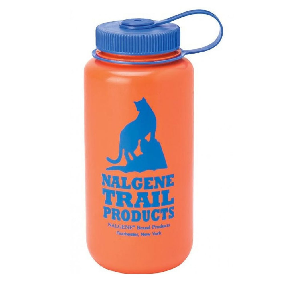 NALGENE HDPE Wide-Mouth Bottle, 32 oz. NA