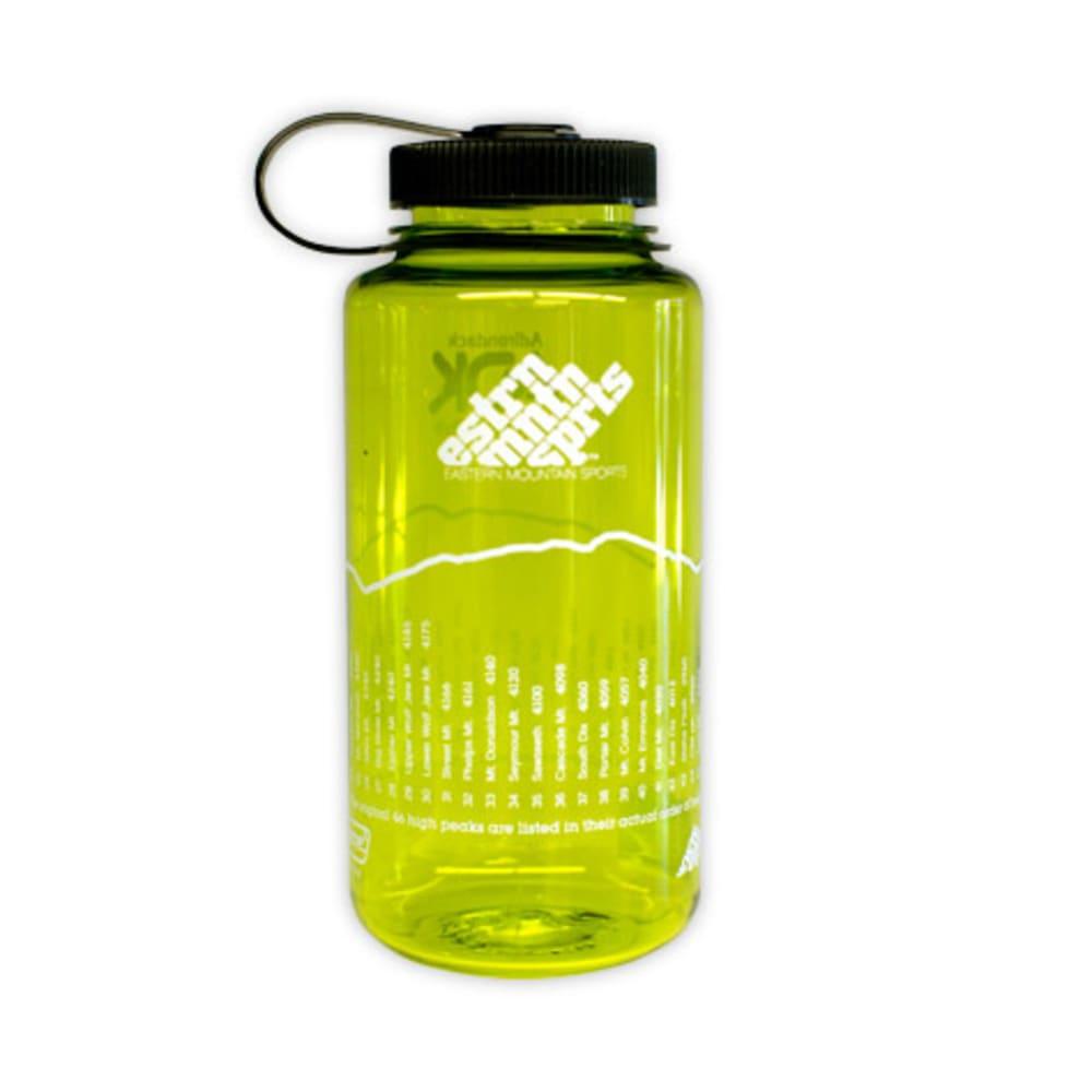 NALGENE Adirondack High Peaks 32 oz. Wide Mouth Bottle - SPRING GREEN