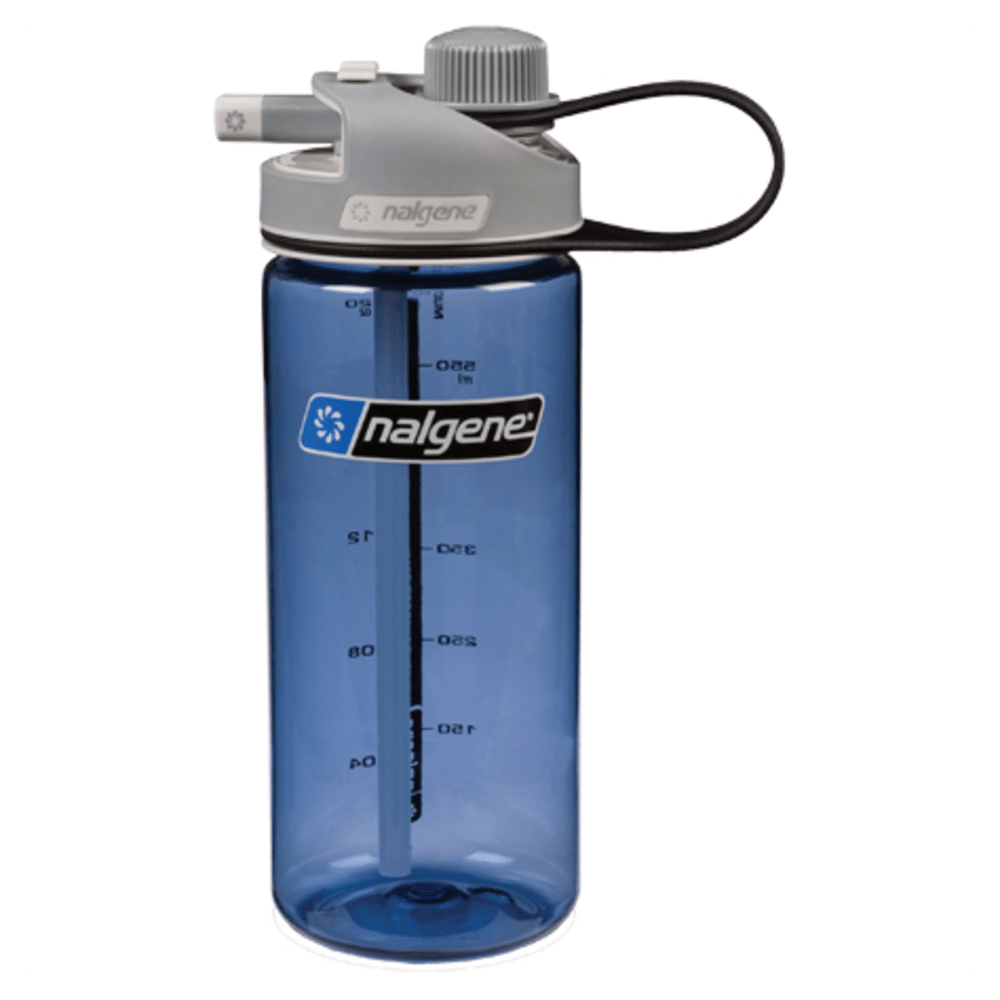 NALGENE MultiDrink Water Bottle - BLUE