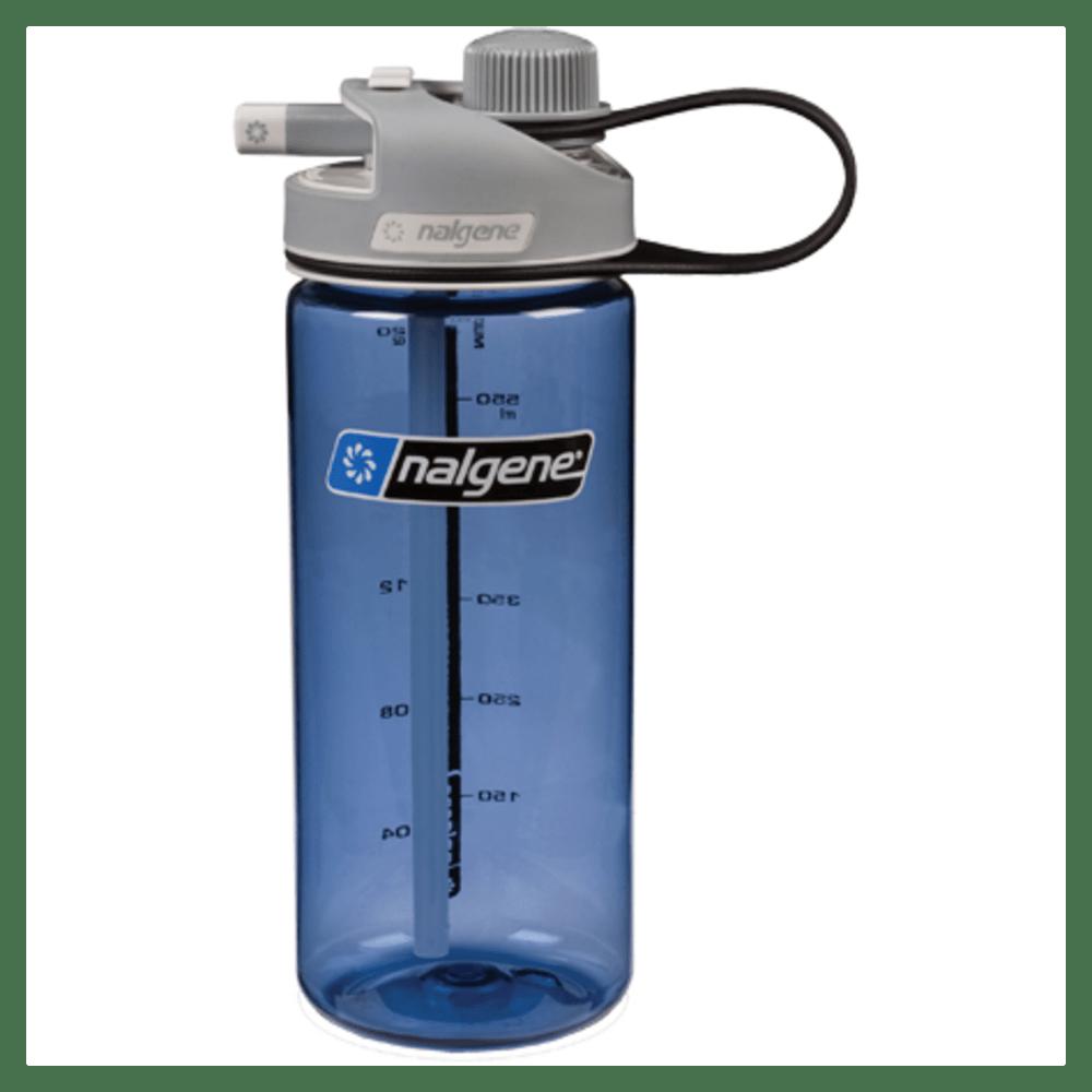 NALGENE MultiDrink Water Bottle - BLUE