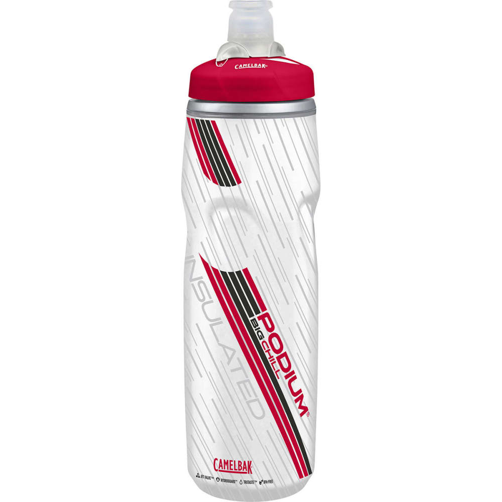 CAMELBAK Podium Big Chill Water Bottle - RED/52435