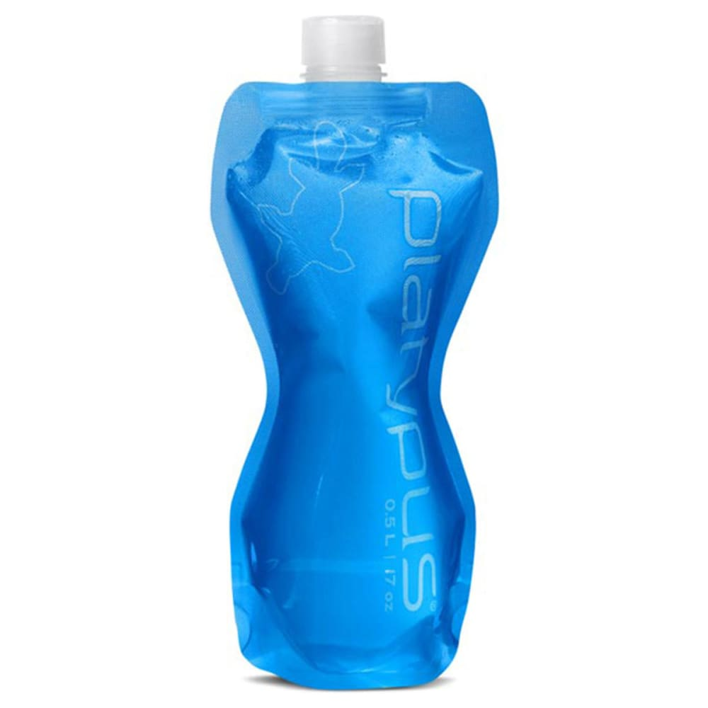 PLATYPUS SoftBottle, .5 L  - BLUE/06939