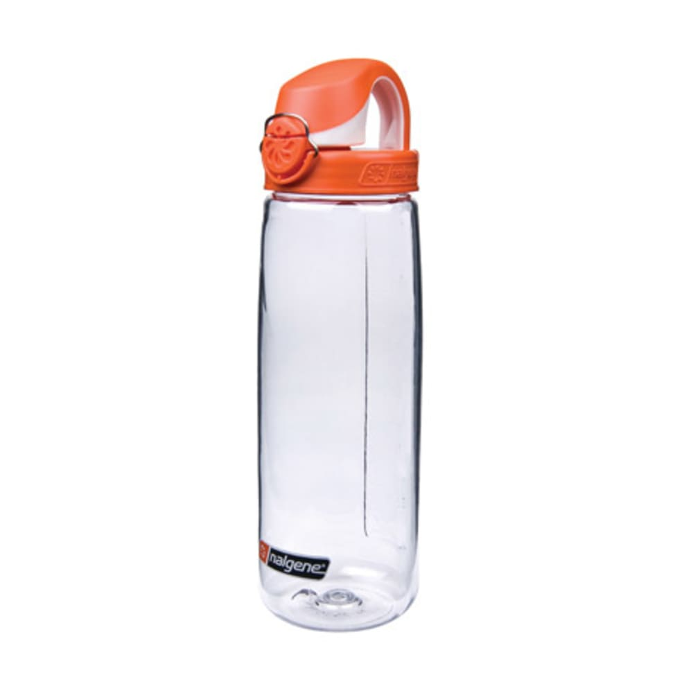 NALGENE On the Fly Water Bottle - CLEAR/ORAG