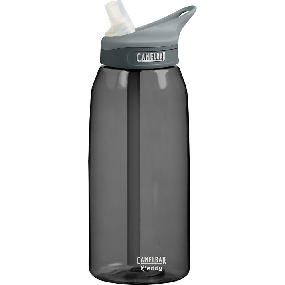 CAMELBAK Eddy Water Bottle, 1L - CHARCOAL