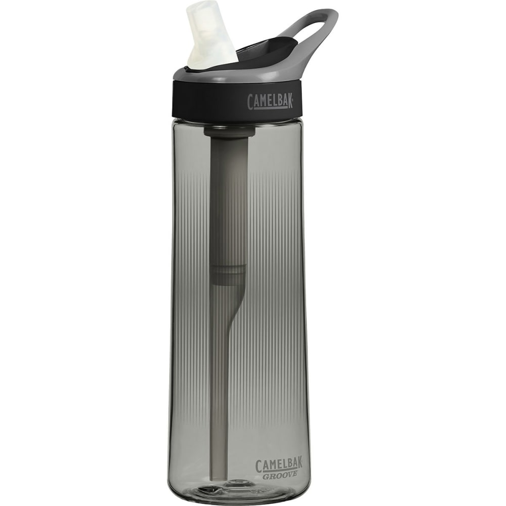 CAMELBAK Groove Water Bottle, .75 L - GRAPHITE
