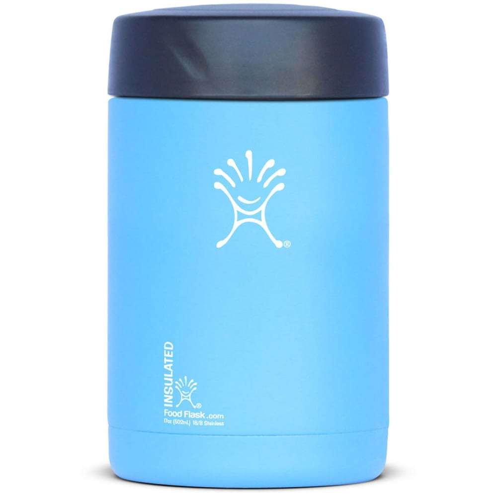 HYDRO FLASK Food Flask, 12 oz. - TAHOE BLUE
