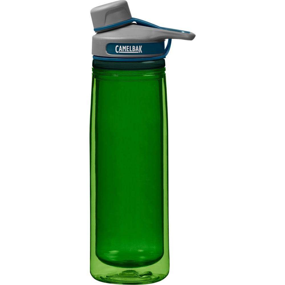 CAMELBAK Chute Insulated Water Bottle - EARTH GREEN