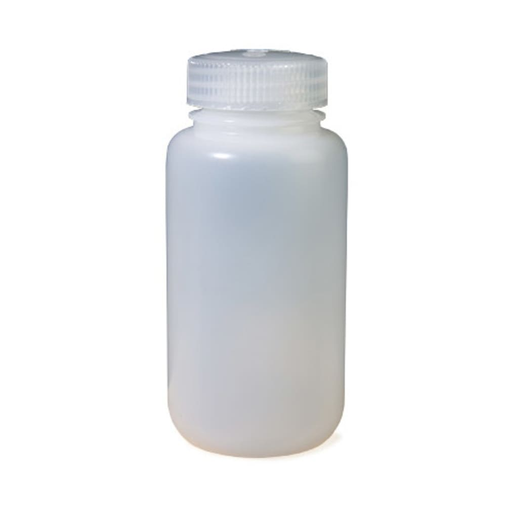NALGENE HDPE Storage Bottle, 8 oz. NA