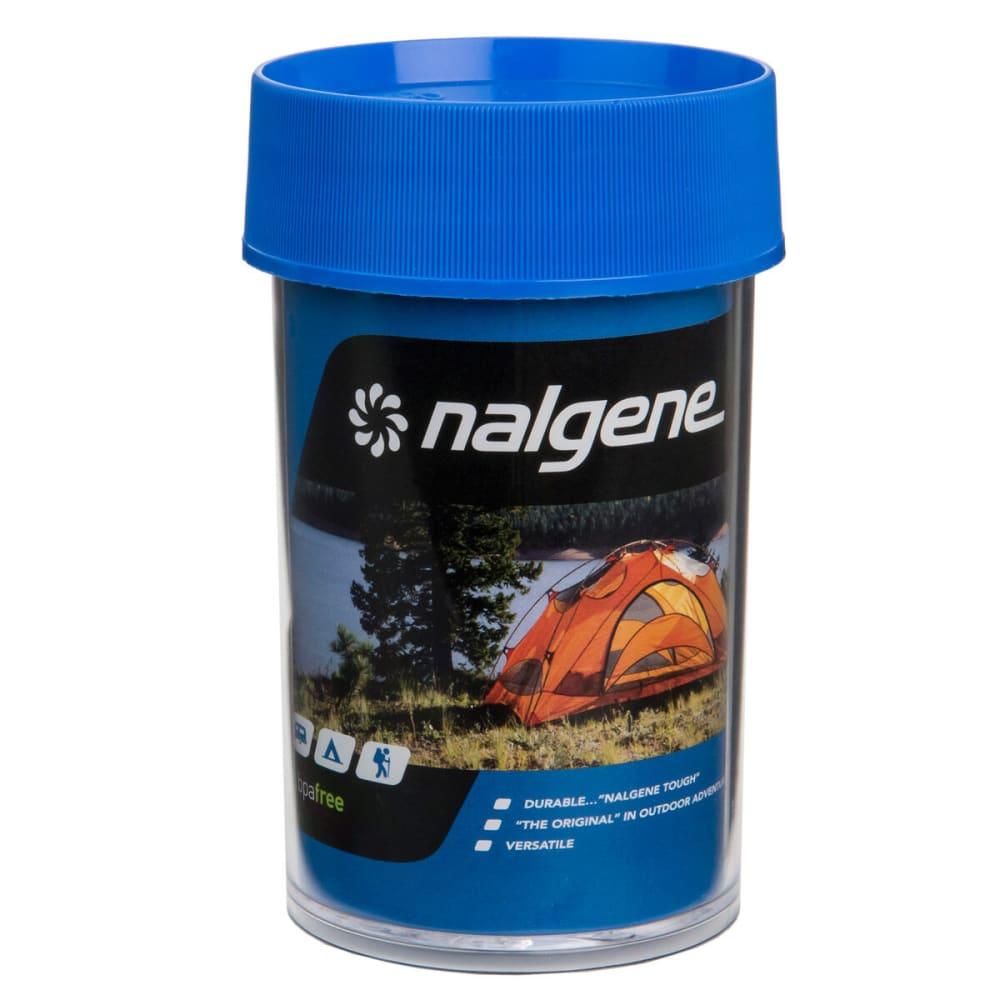 NALGENE Wide Mouth Storage Bottle, 8 oz. - BLUE
