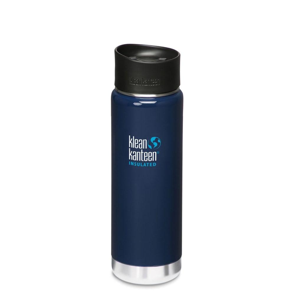 KLEAN KANTEEN Sport Cap Bottle, 40 oz. - BLUE