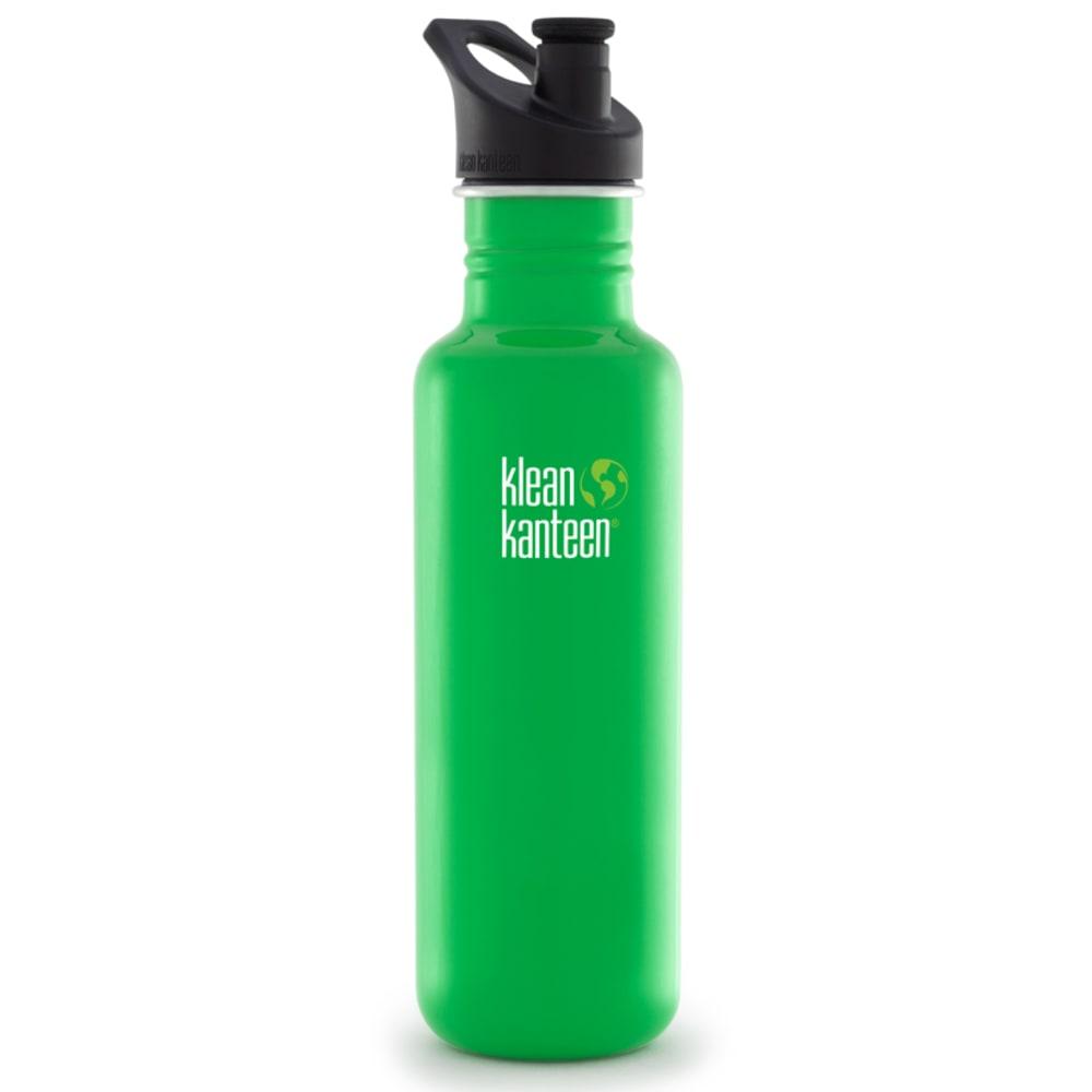 KLEAN KANTEEN Sport Cap Bottle, 27 oz. - GARDEN/609638
