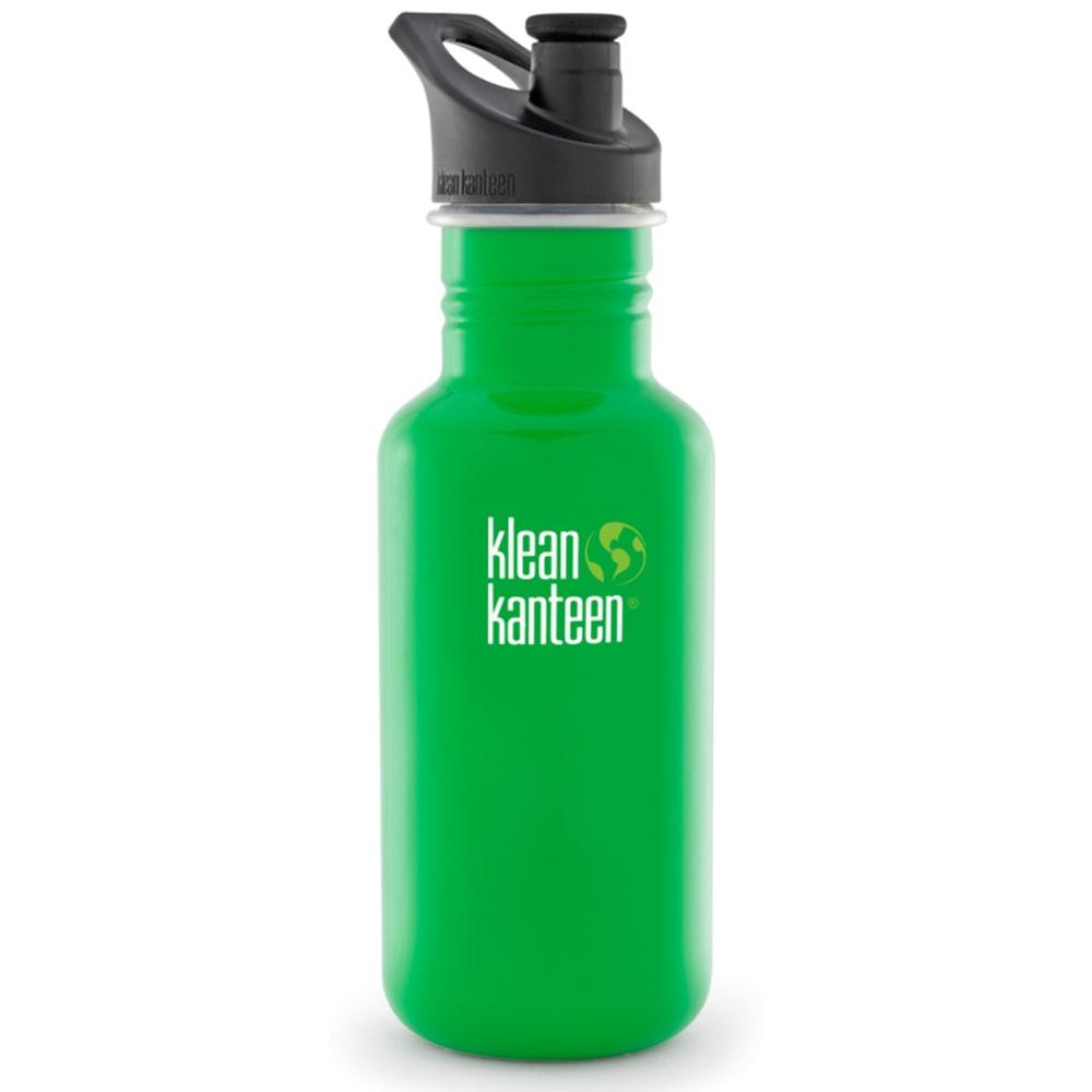KLEAN KANTEEN Sport Cap Bottle, 18 oz. - GARDEN/609595
