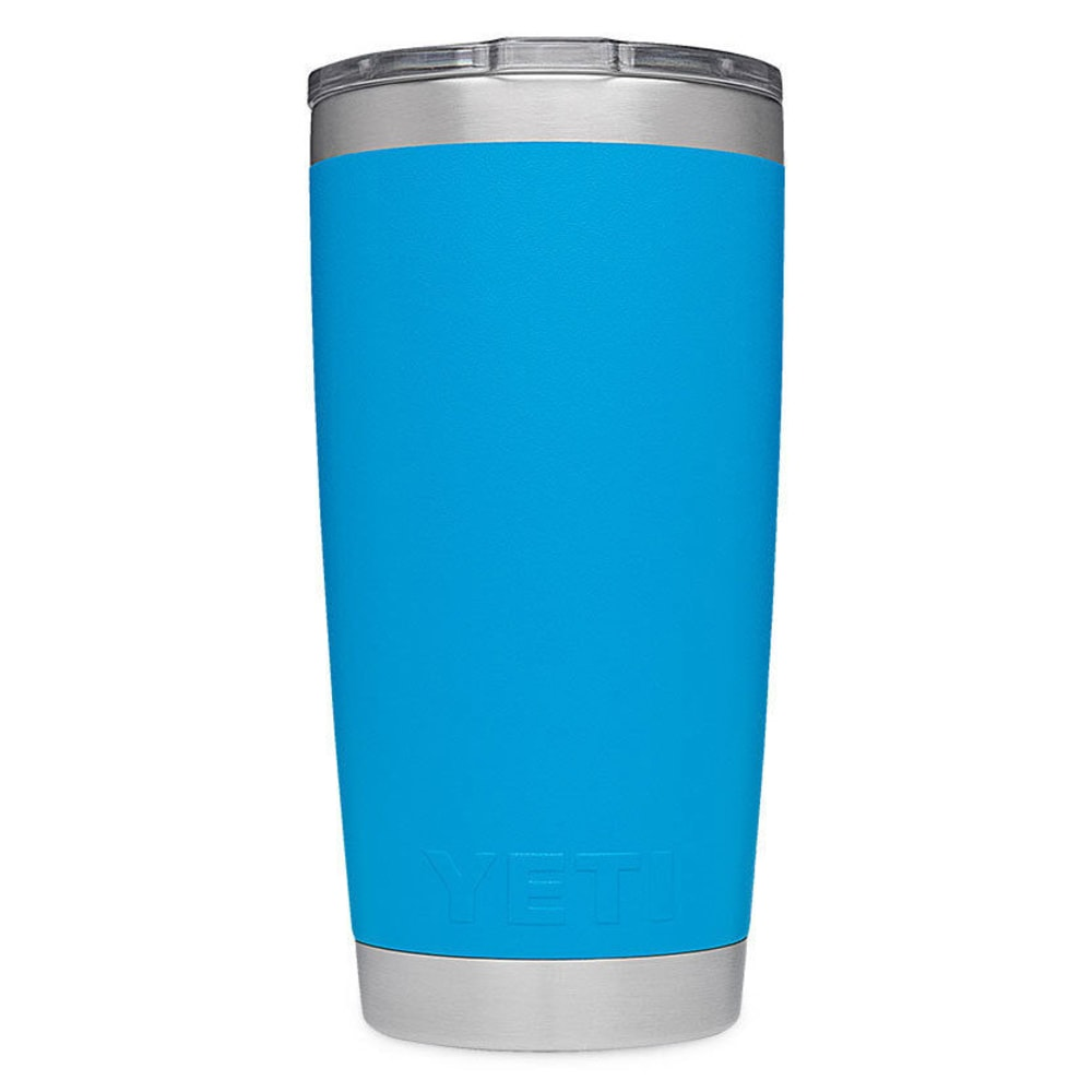 YETI Rambler 20 Stainless Steel Vacuum-Insulated Tumbler with Lid