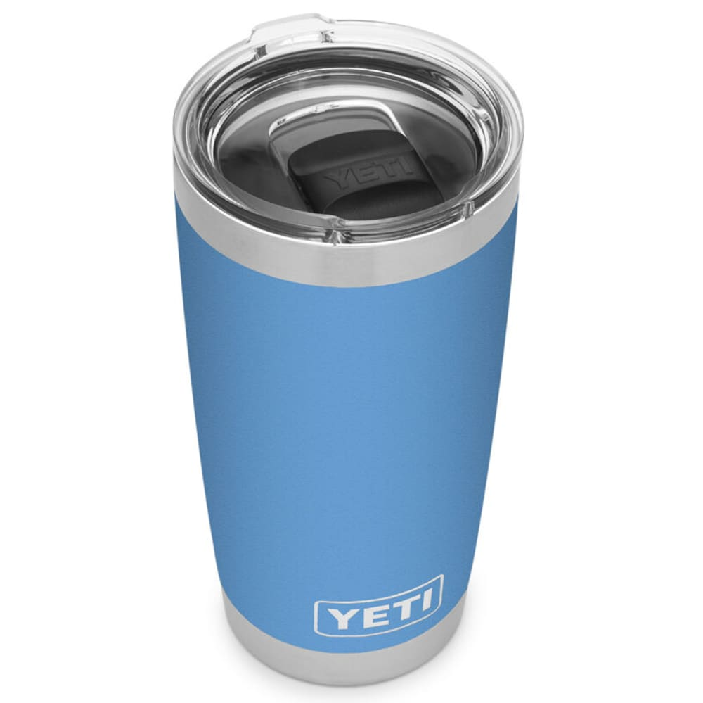 YETI Rambler 20 oz. Stainless Steel Vacuum-Insulated Tumbler with Lid NO SIZE