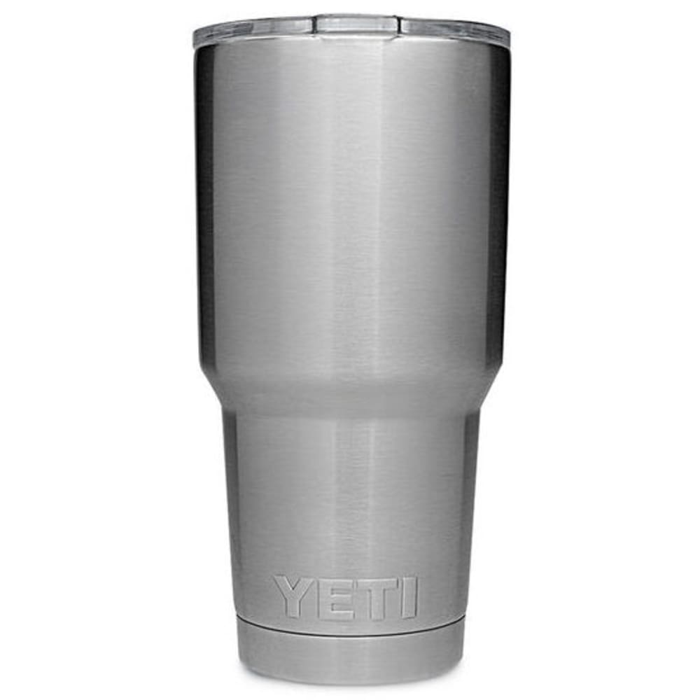 Yeti Rambler 30 Stainless Steel Vacuum-Insulated Tumbler With Lid - Black YRAM30