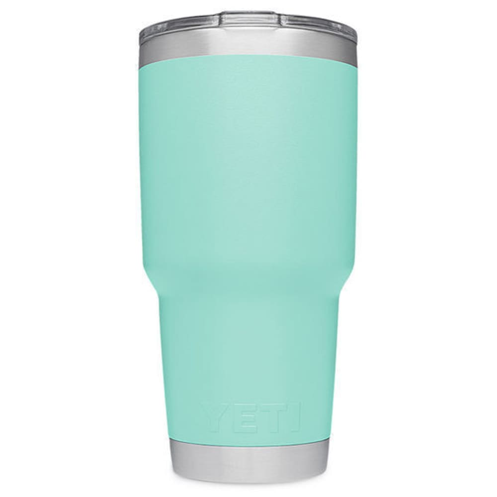 YETI Rambler 30 Stainless Steel Vacuum-Insulated Tumbler with Lid - SEAFOAM