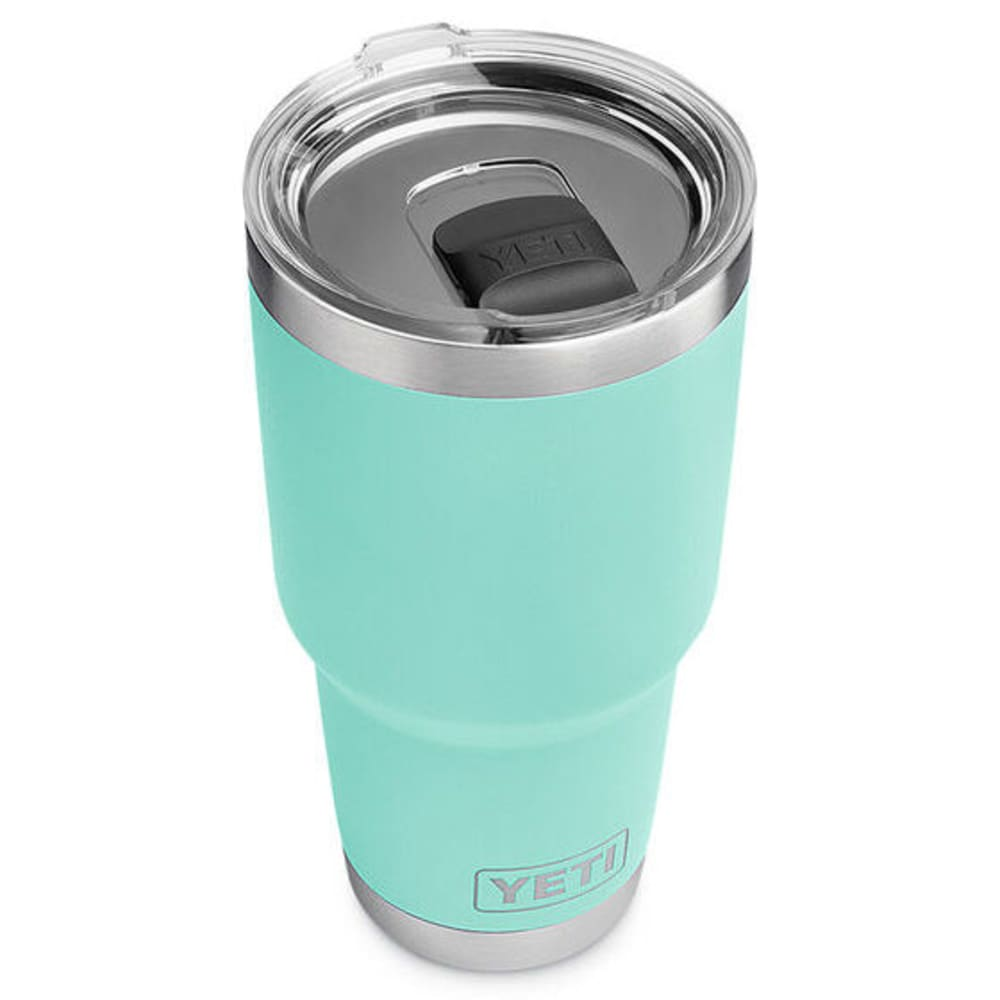 YETI Rambler 30 oz. Stainless Steel Vacuum-Insulated Tumbler with Lid - SEAFOAM
