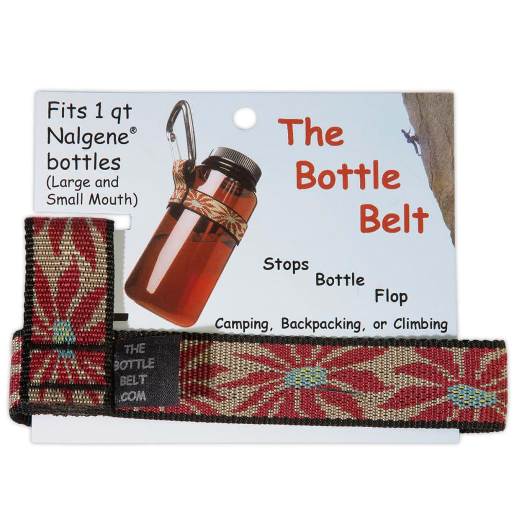 BOULDER BASED DESIGNS Bottle Belt - RED