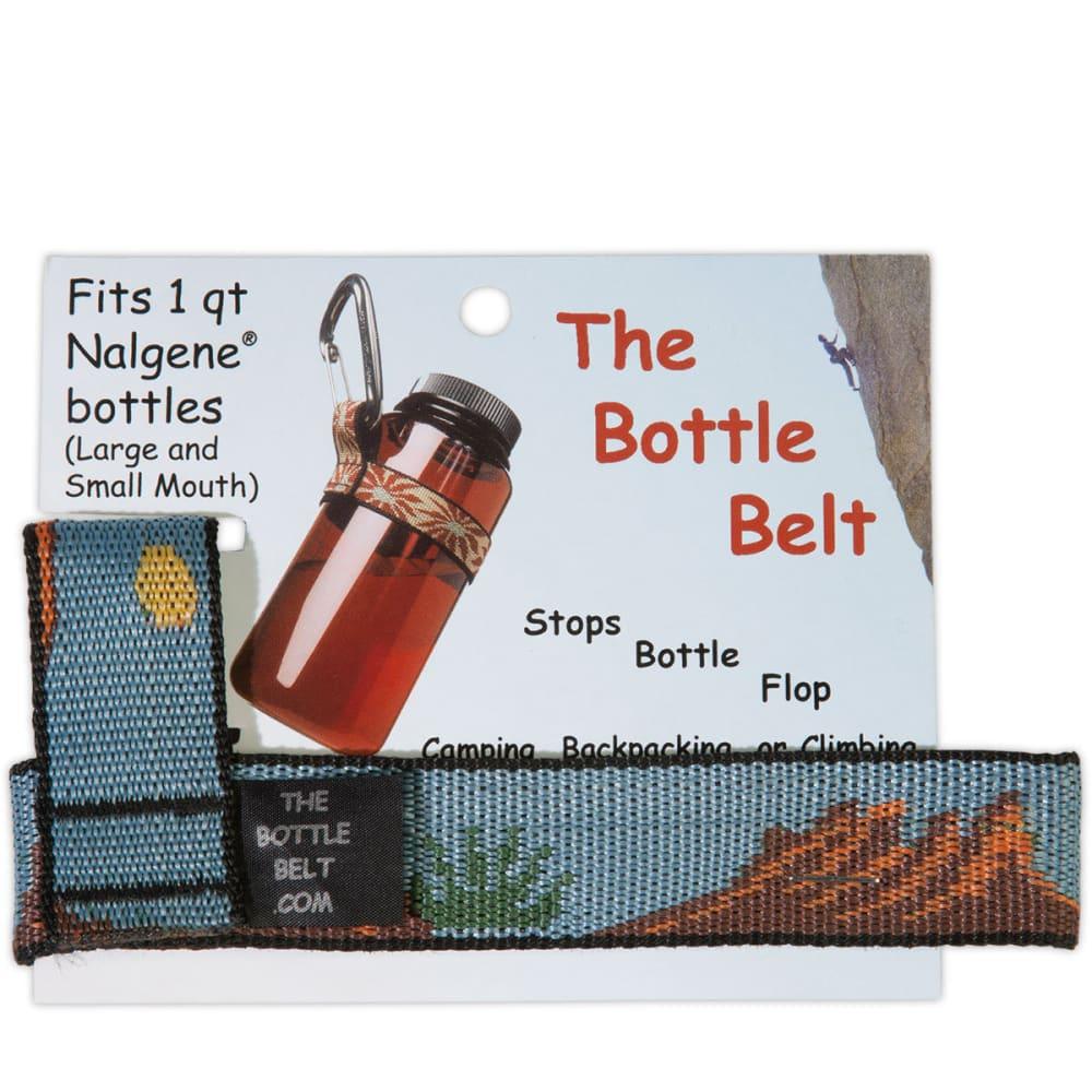 BOULDER BASED DESIGNS Bottle Belt - MOUNTAIN