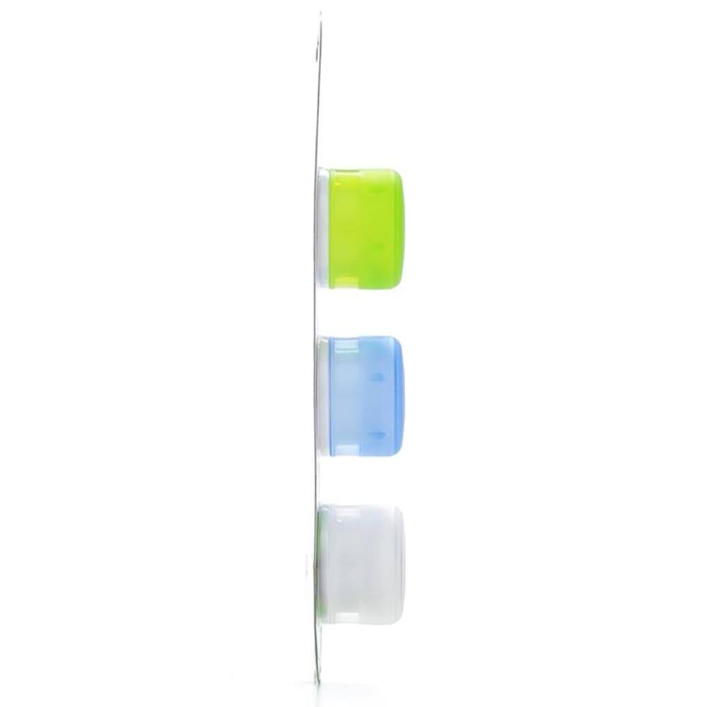 HUMAN GEAR GoTubb, 14cc - CLEAR/BLUE/GRN