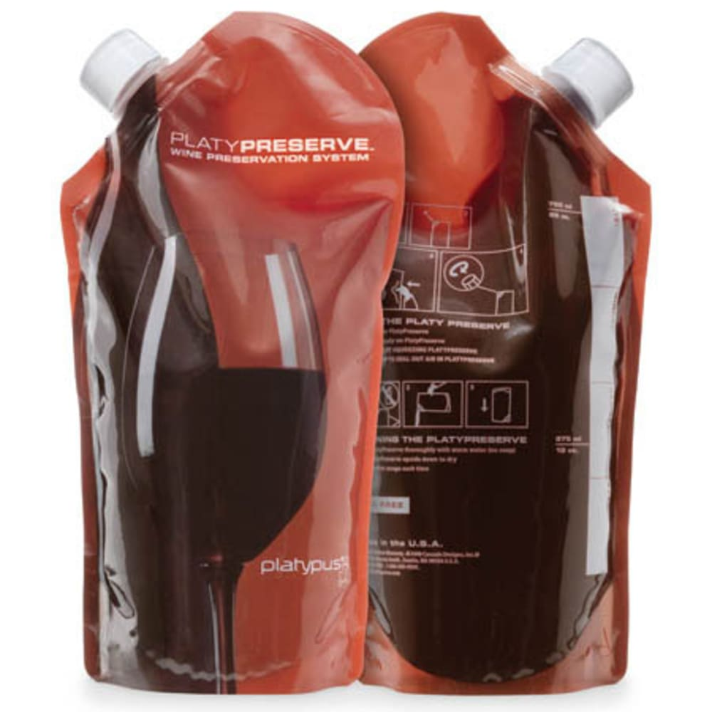 PLATYPUS PlatyPreserve Wine Preservation System - NONE