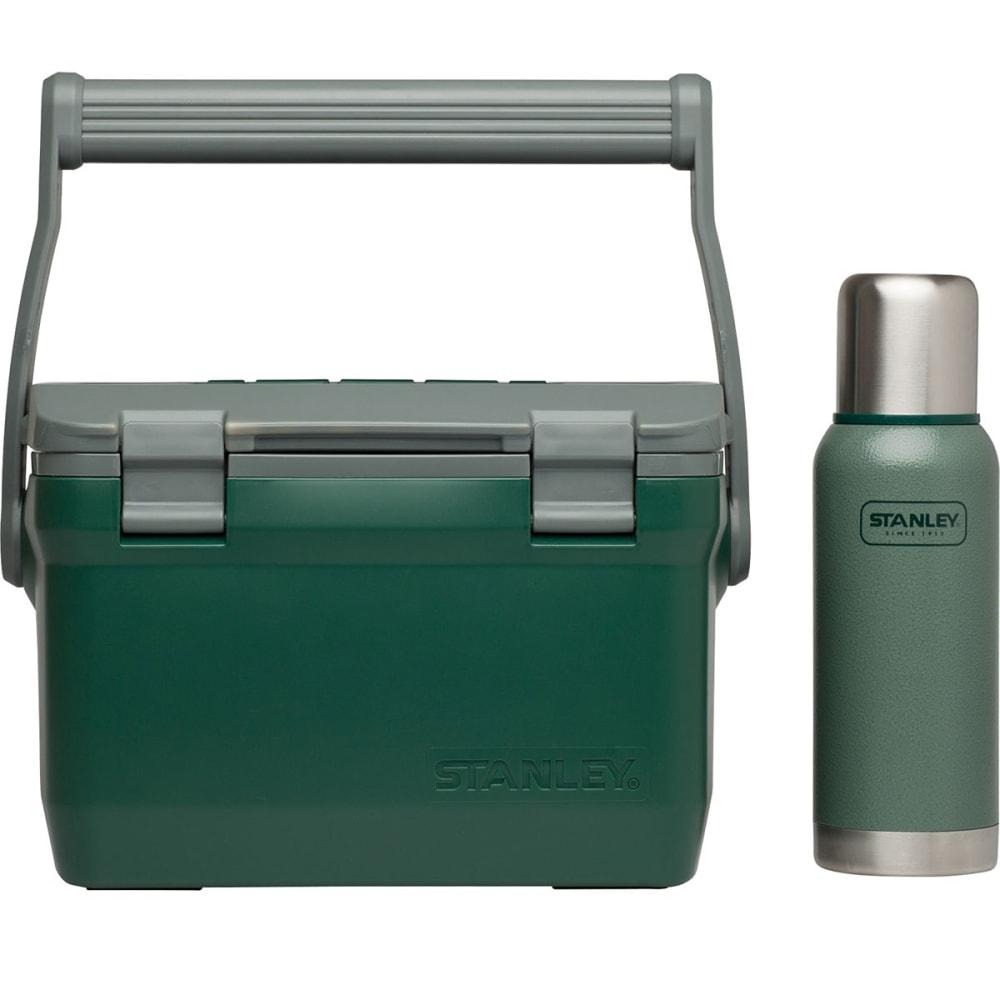 STANLEY Adventure Cooler 7 Qt. - GREEN