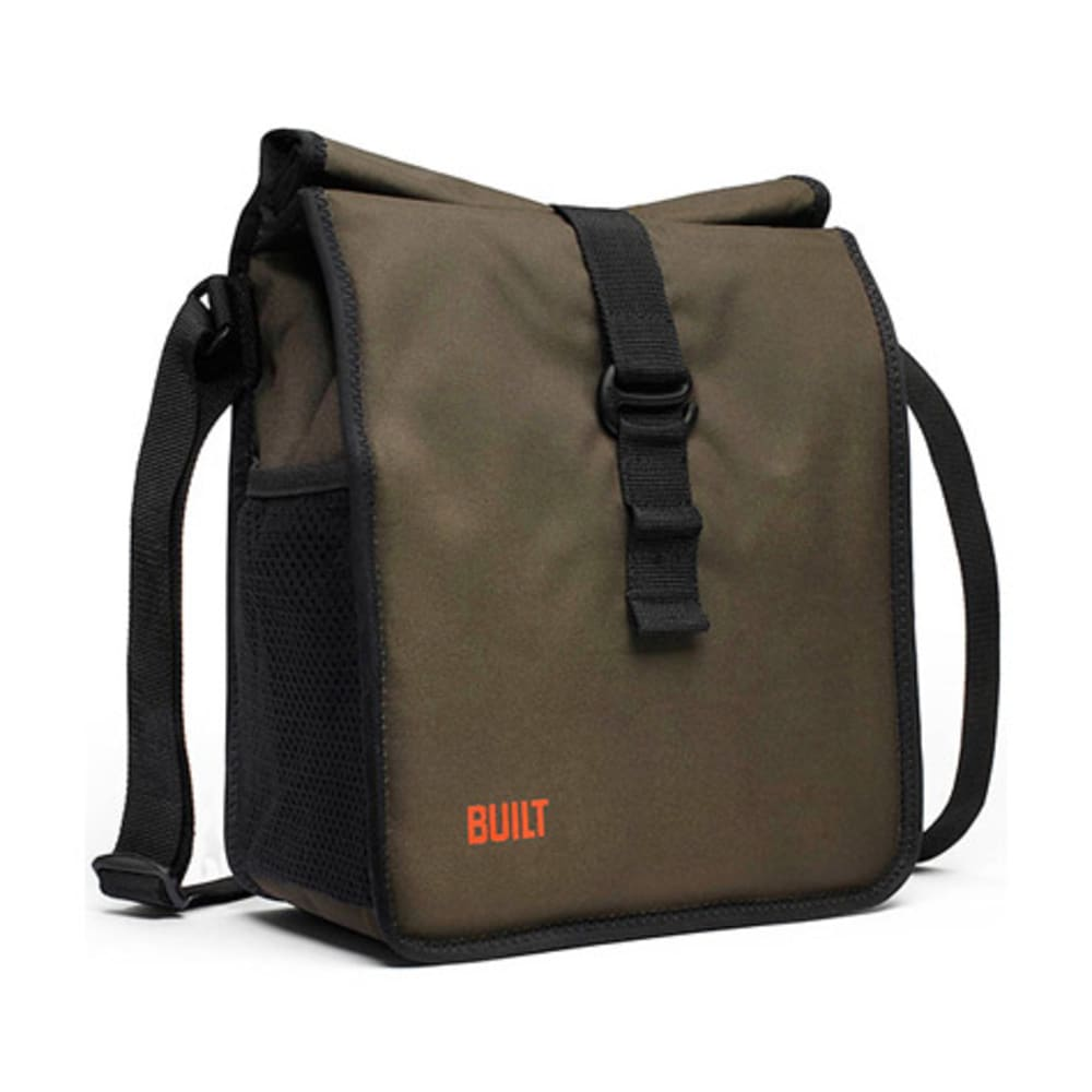 BUILT NY Crosstown Lunch Bag - OLIVE
