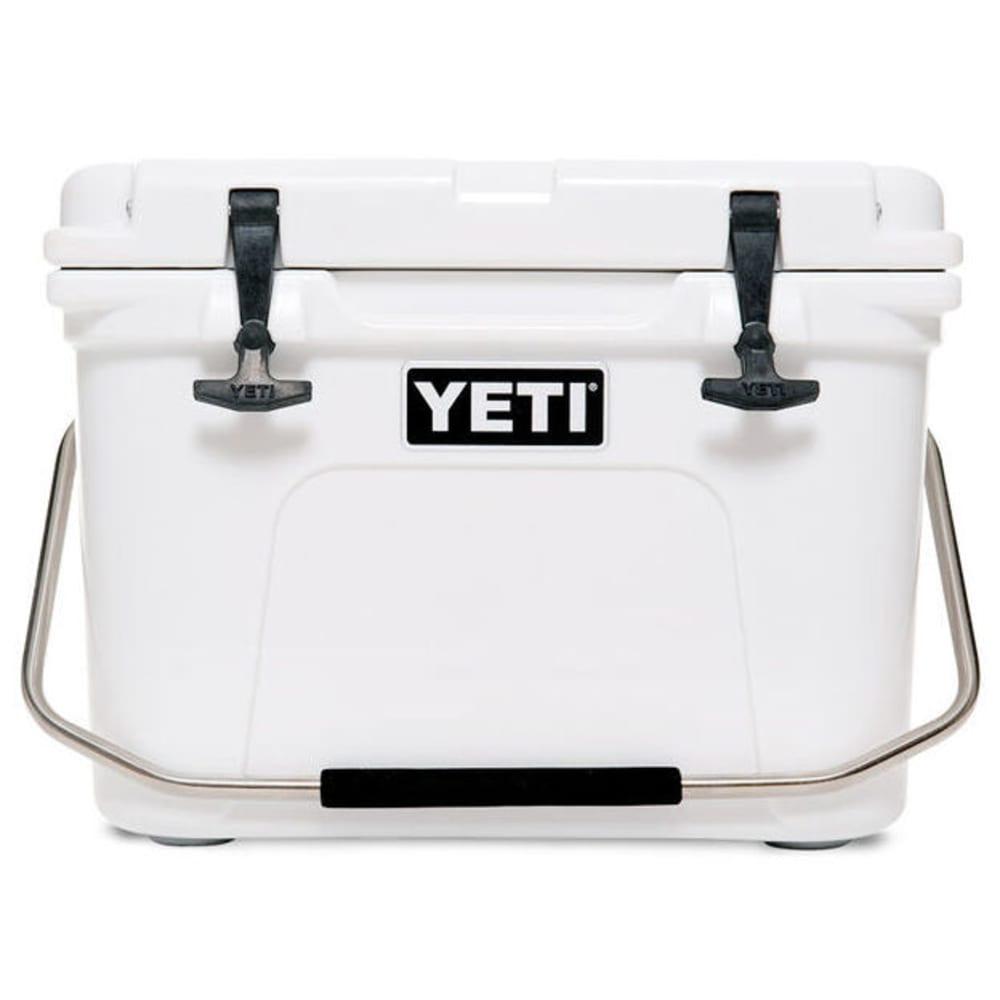 YETI Roadie 20 Hard Cooler - WHITE/YR20W
