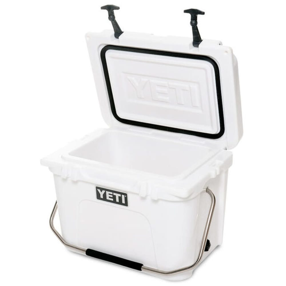 YETI Roadie 20 Hard Cooler - WHITE/YR20W