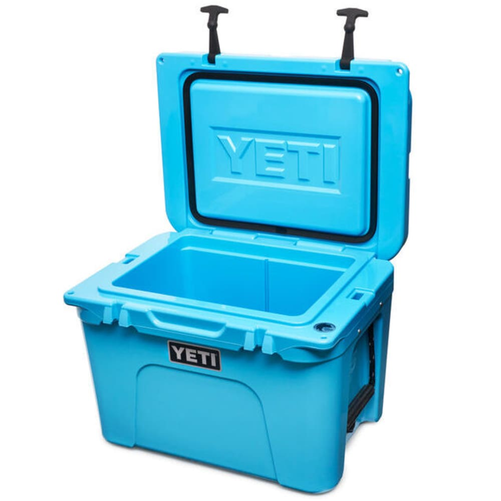 YETI Tundra 35 Hard Cooler - REEF BLUE