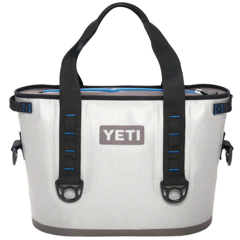 YETI Hopper 20 Soft Cooler - GRAY/BLUE/YHOP20G