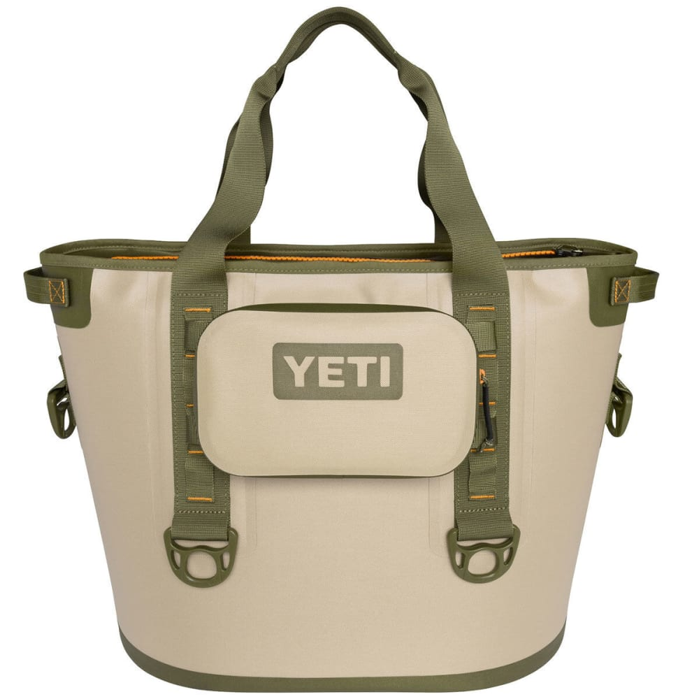 YETI Hopper SideKick - TAN/ORANGE/YHOPSKT