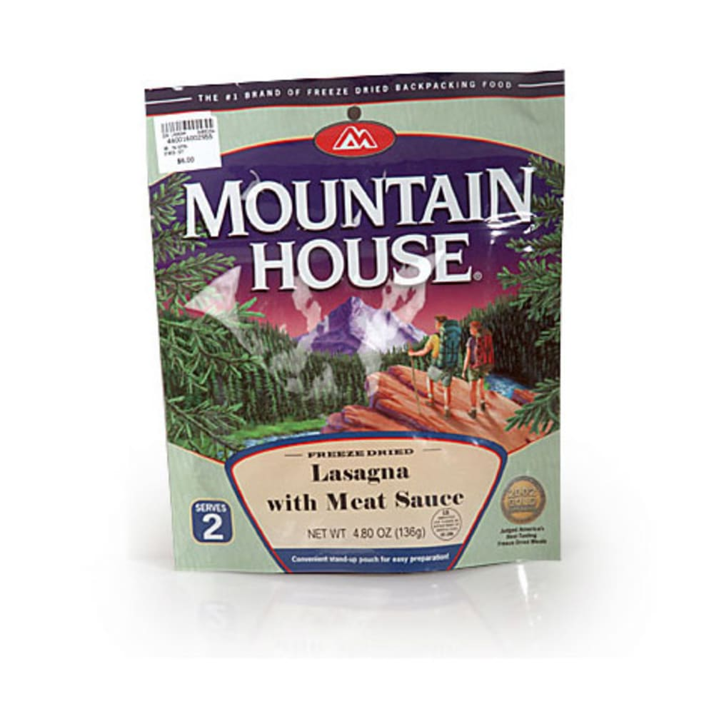 MOUNTAIN HOUSE Lasagna - NONE