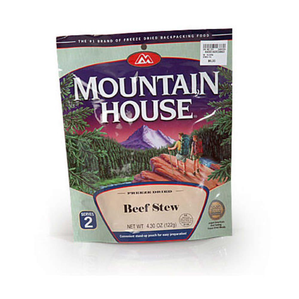 MOUNTAIN HOUSE Beef Stew - NONE