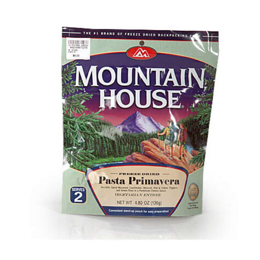 MOUNTAIN HOUSE Pasta Primavera - NONE
