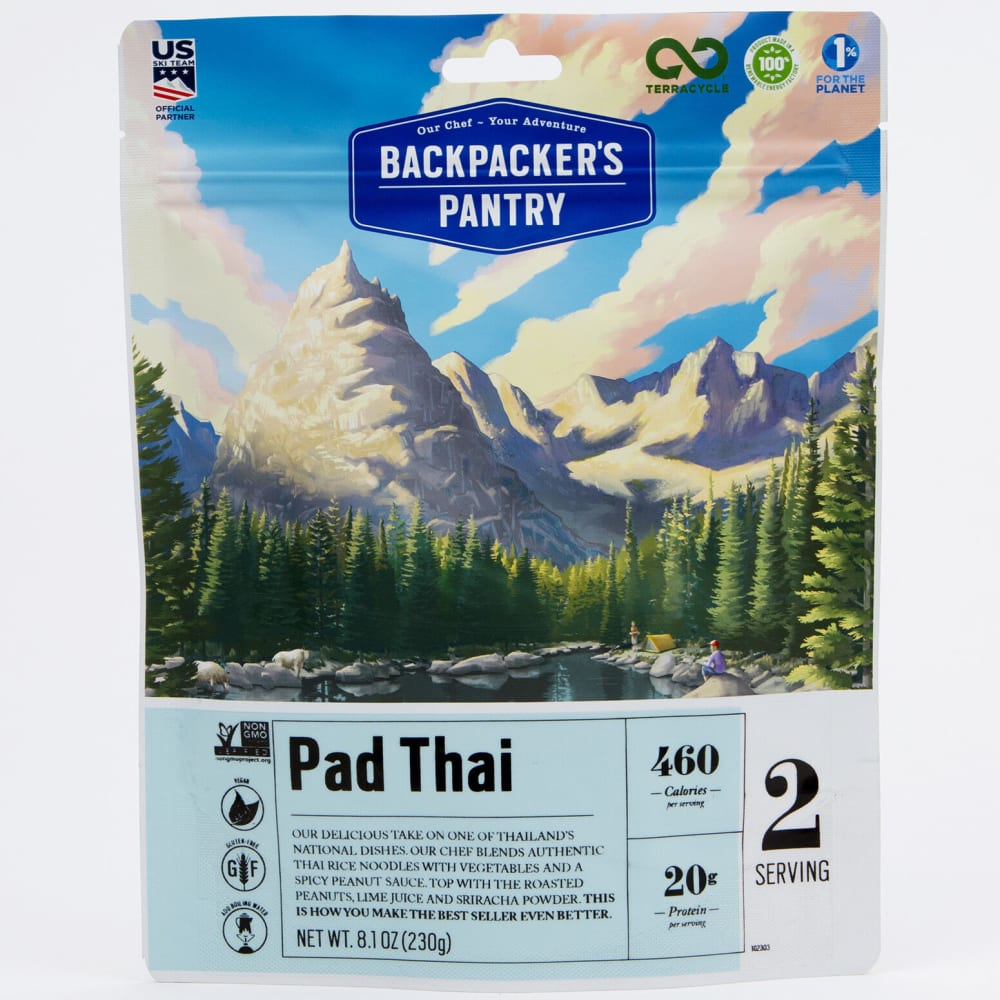 BACKPACKER'S PANTRY Pad Thai - NONE
