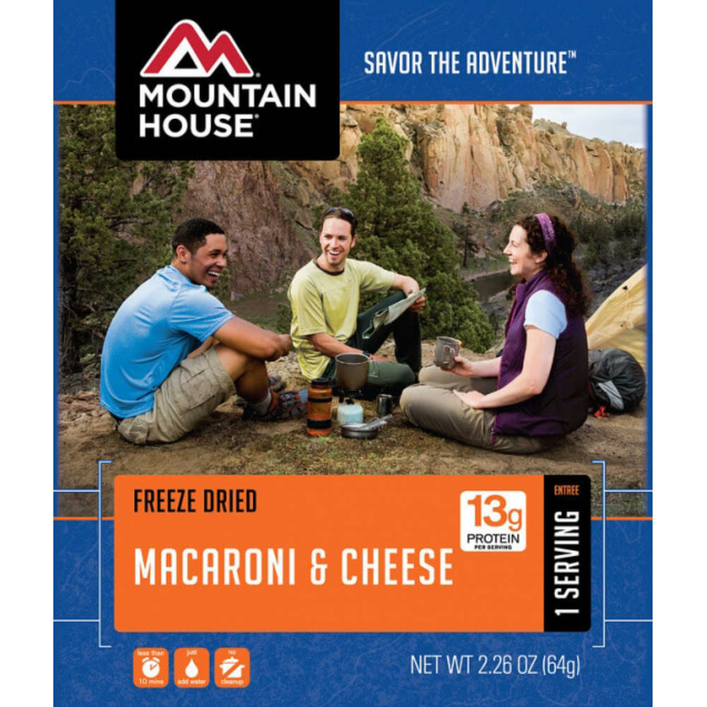 MOUNTAIN HOUSE Macaroni and Cheese - NONE