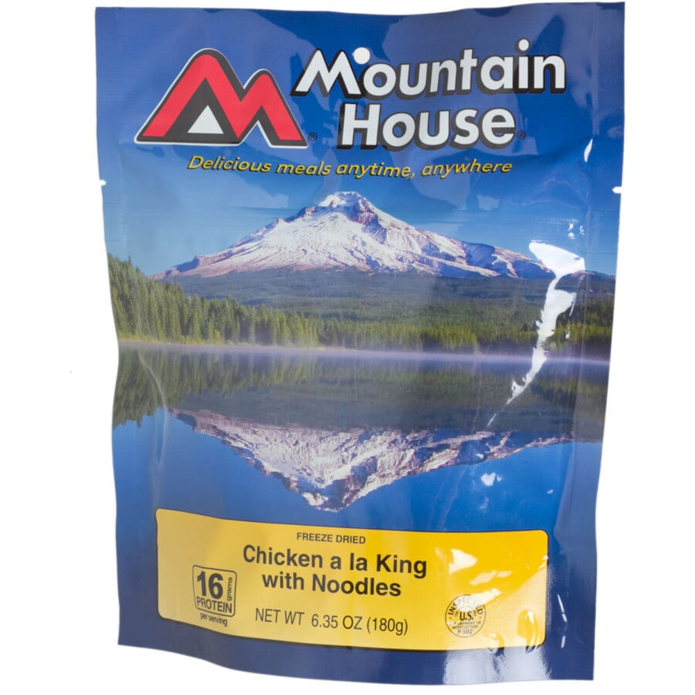 MOUNTAIN HOUSE Chicken A La King - NONE