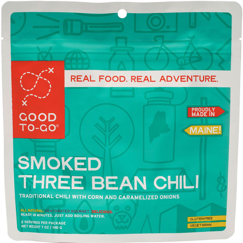 GOOD TO-GO Smoked Three Bean Chili - NONE