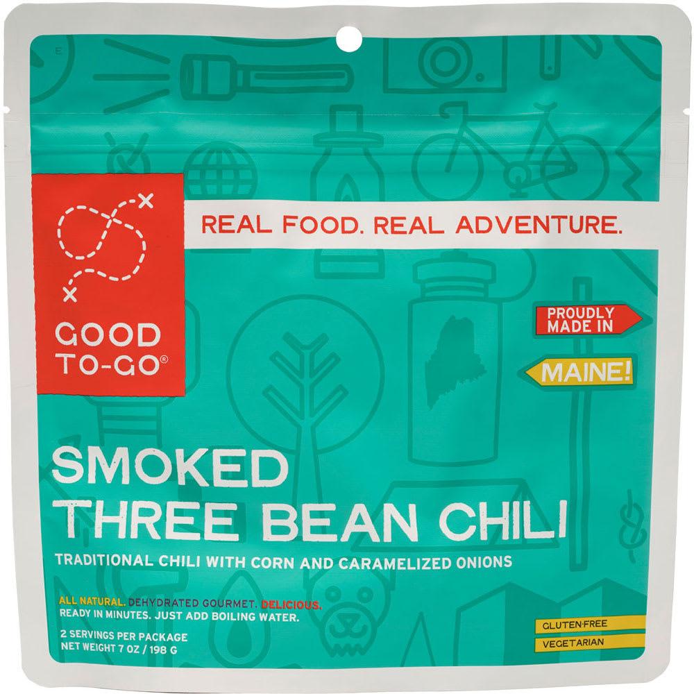 GOOD TO-GO Smoked Three Bean Chili - NONE