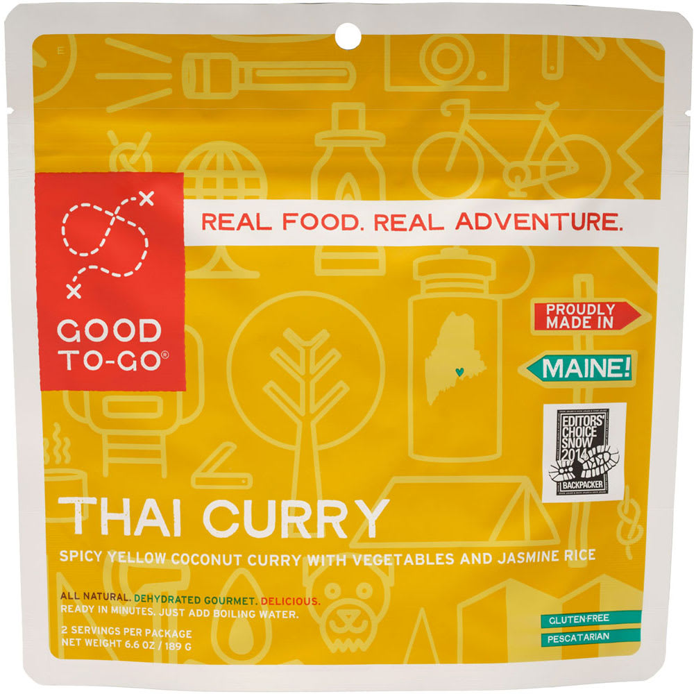 GOOD TO-GO Thai Curry NO SIZE