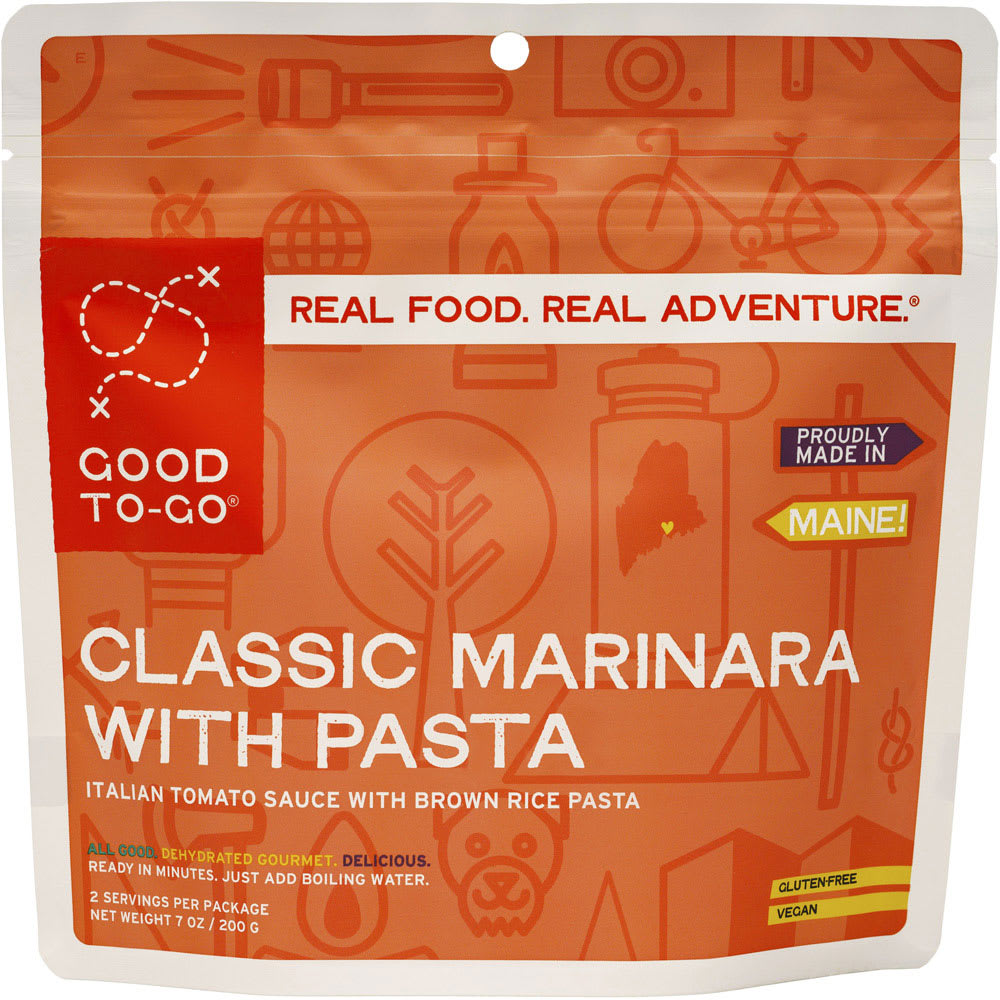 GOOD TO-GO Marinara with Pasta NO SIZE
