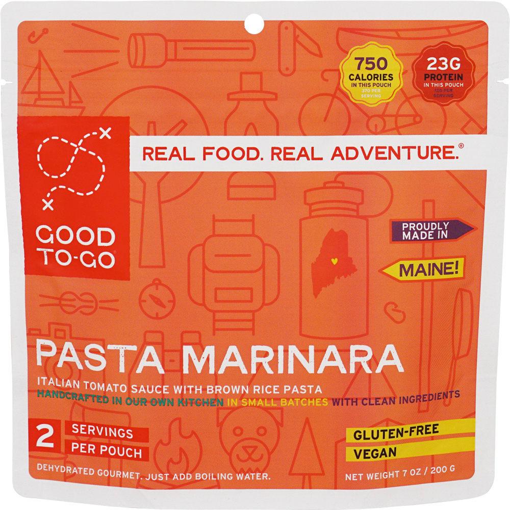GOOD TO-GO Marinara with Pasta - NONE