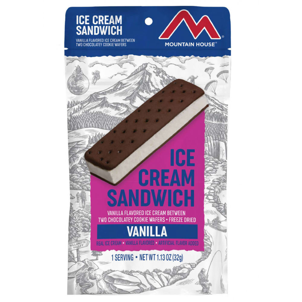 Mountain House Ice Cream Sandwich - NONE