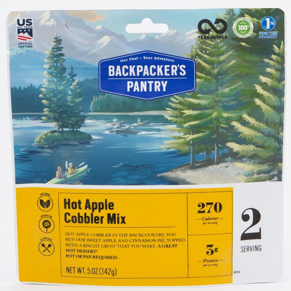 BACKPACKER'S PANTRY Hot Apple Cobbler - NONE
