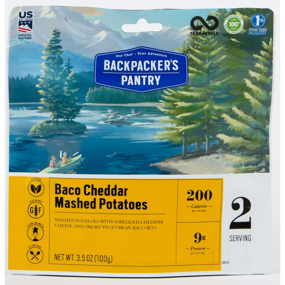 Image of Backpacker's Pantry Bacon And Cheddar Mashed Potatoes