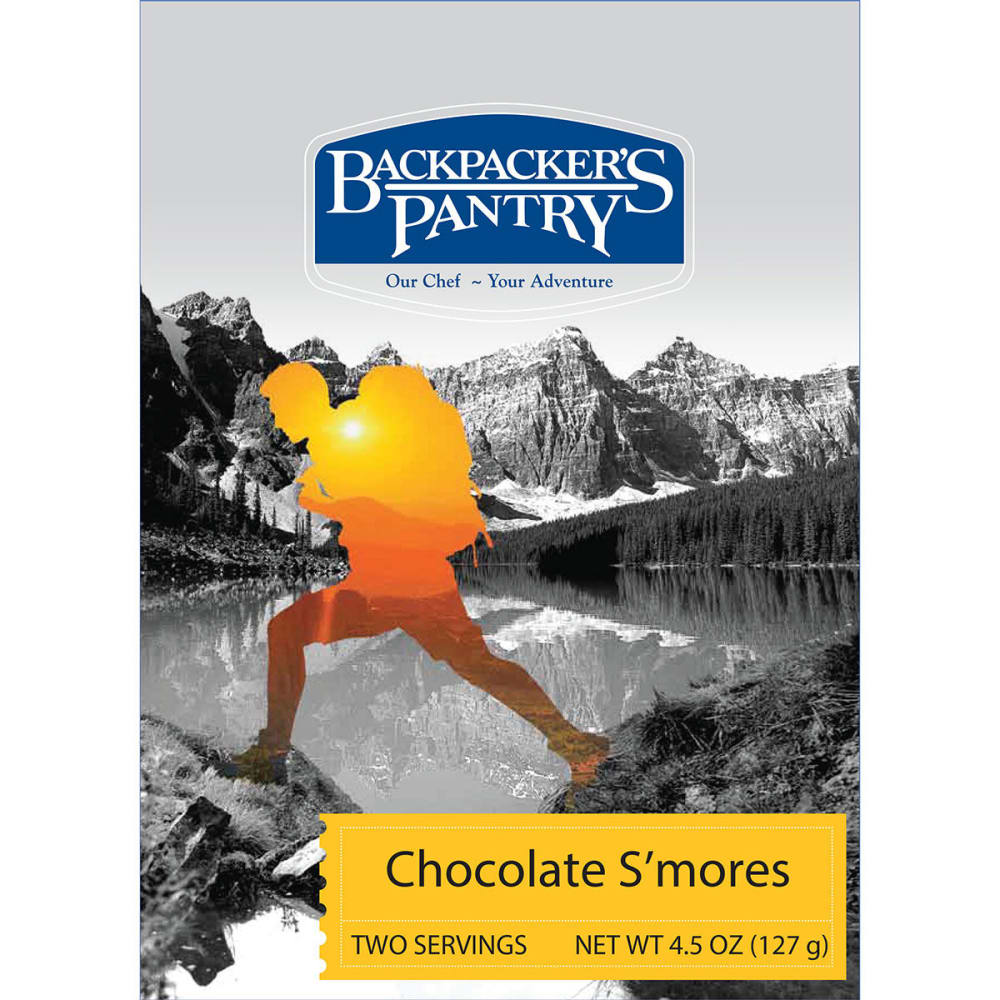 BACKPACKER'S PANTRY Chocolate S'mores - NONE