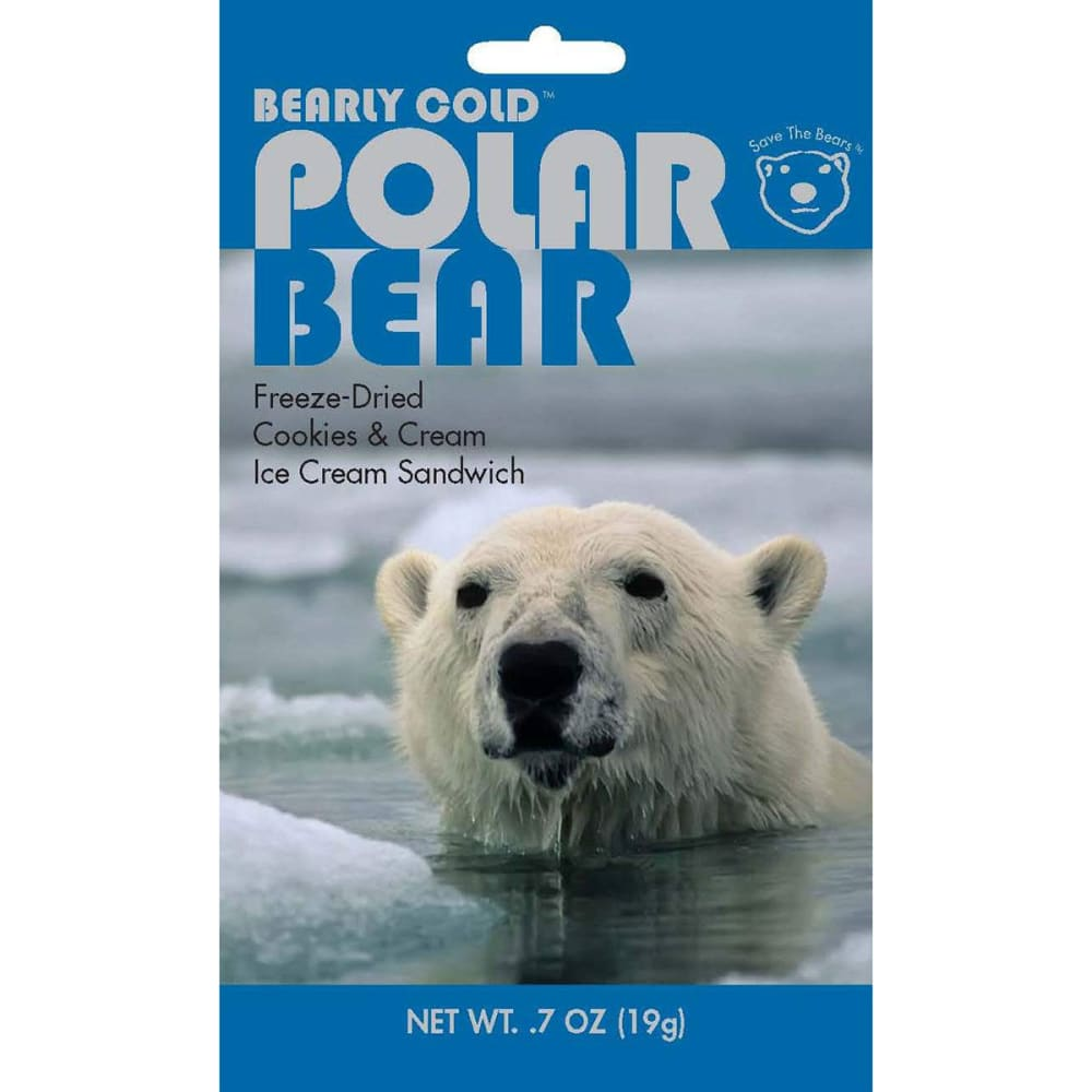 BACKPACKER'S PANTRY Polar Bear Ice Cream Sandwich - NONE
