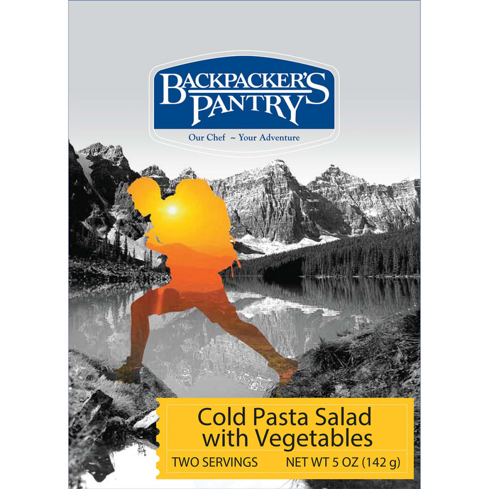 BACKPACKER'S PANTRY Cold Pasta Salad with Vegetables - NONE