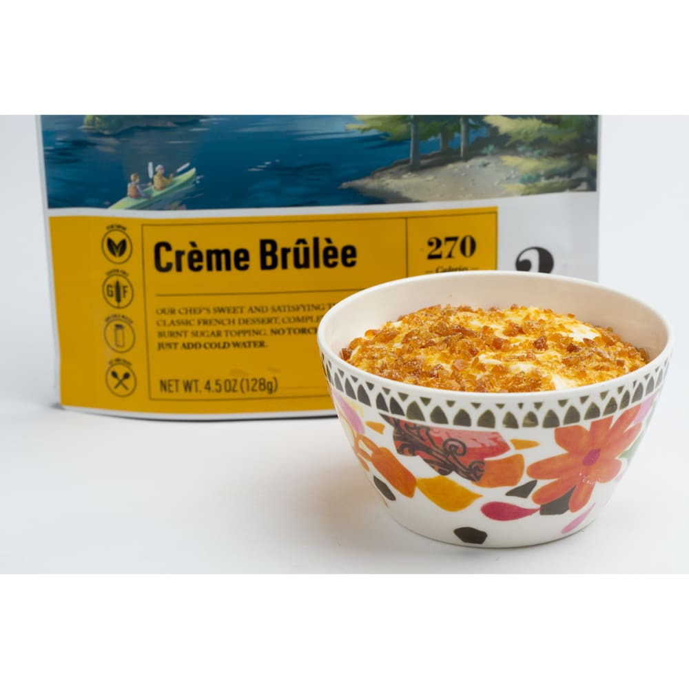 BACKPACKER'S PANTRY Crème Brulee - NONE